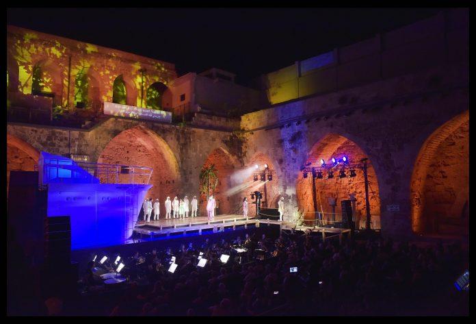 פסטיבל האופרה ה-5 בעכו