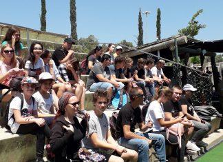 מתכוננים לגיוס: תלמידים עולים חדשים מעכו ביקרו במוזיאון חיל הים ולמדו על מורשת קרב 3