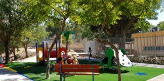 עיריית נצרת עילית סיימה הקמת גינת משחקים חדשה בשכונת ספיר