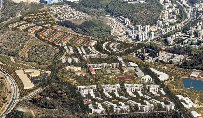 בקרוב: שדרות אלדרוטי וקריית בגין במגדל העמק