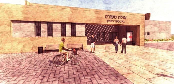 """מגדל העמק: ייבנה אולם כדורסל חדש ב""""אורט רוגוזין"""""""