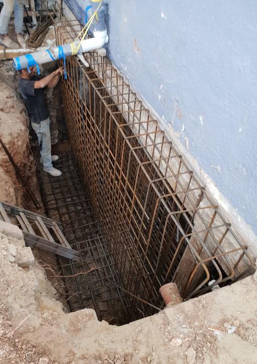 מגדל העמק: הערכת מצב בנושא רעידות האדמה יסודות באורט רוגוזין