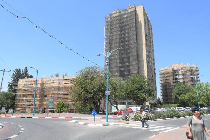 פנים חדשות לשכונות הוותיקות