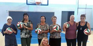 קבוצת כדורשת לגיל הזהב