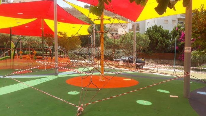 פארק דליה החדש נמסר השבוע לתושבי הר יונה בנצרת עילית 1