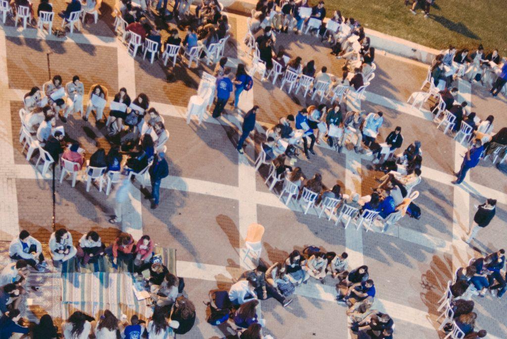 האסיפה הישראלית לציון יום הזיכרון השנתי לרצח רבין