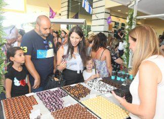 """שרת התרבות והספורט, מירי רגב : """"פסטיבל השוקולד מציב את נצרת עילית בשורה הראשונה של העשייה התרבותית בצפון"""""""