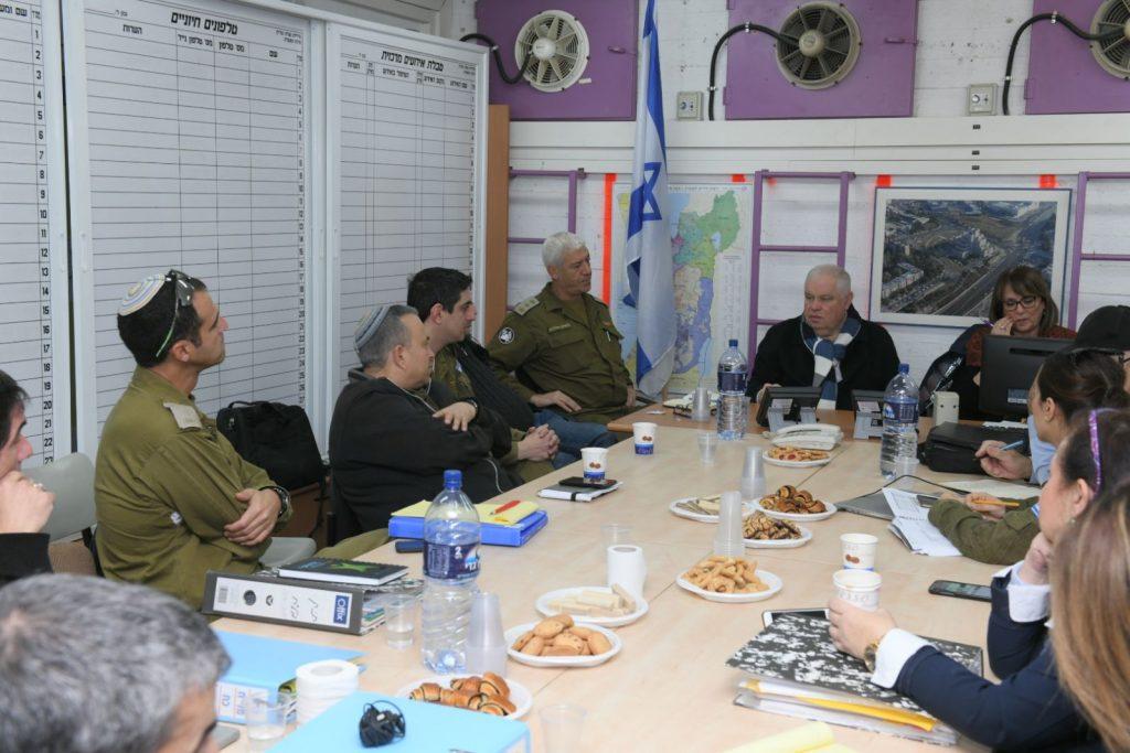 חמישה כוכבי יופי לממקלטים הציבוריים בנצרת עילית