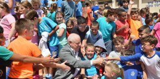 תכנית בית הספר של החגים בנצרת עילית
