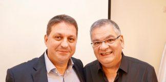 ראש עיריית מודיעין חיים ביבס וראש עיריית מגדל העמק אלי ברדה ימשיכו קדנציה נוספת