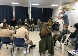 """50 חיילים בני העיר מגדל העמק העתידים להשתחרר מצה""""ל במהלך חורף 2019"""