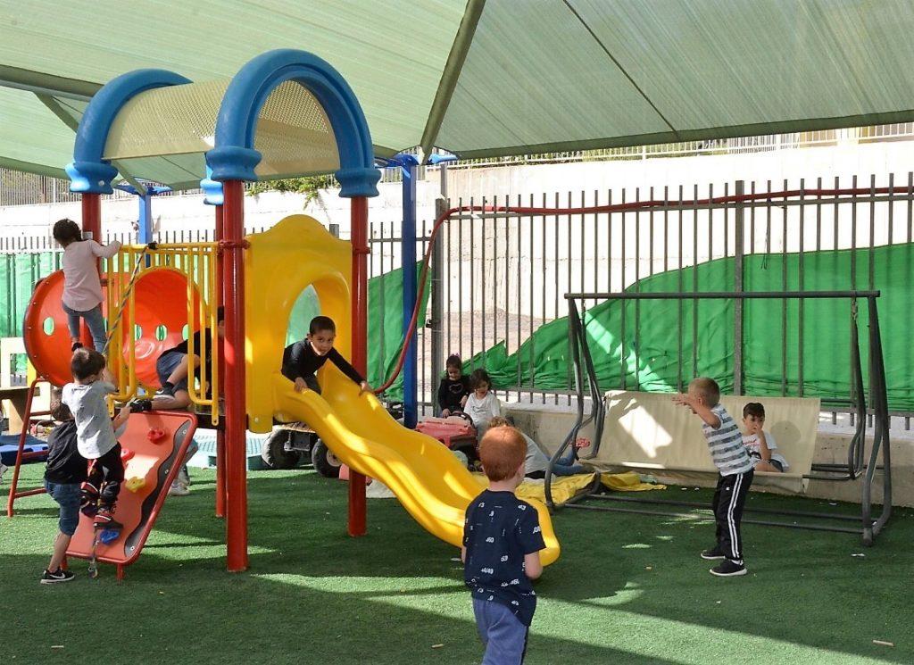כ-4 מיליון שקלים בשנת 2018 בכל גני הילדים בעיר