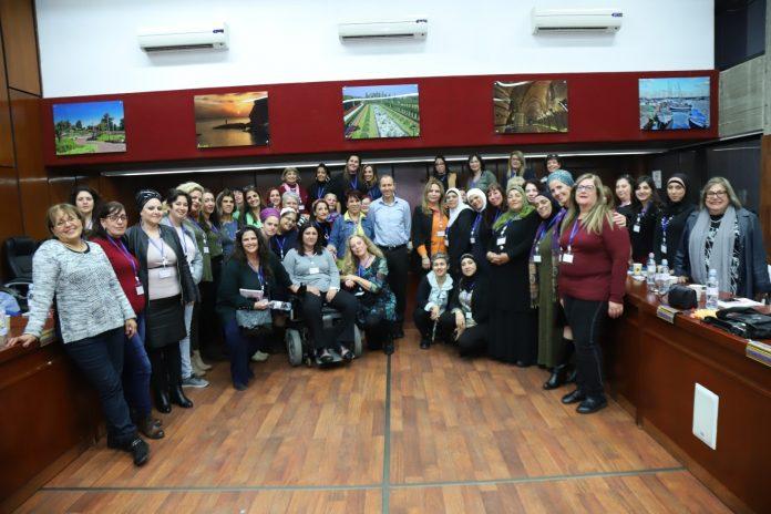 הושקה בעכו מועצת נשים עירונית