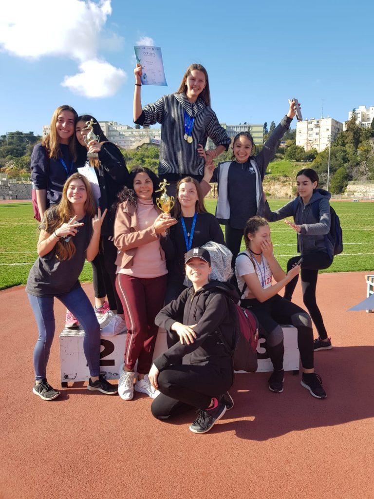 נבחרת האתלטים של מגדל העמק