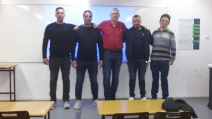בוגרי מכללת נצרת עילית-יזרעאל החכימו בהרצאה מקצועית