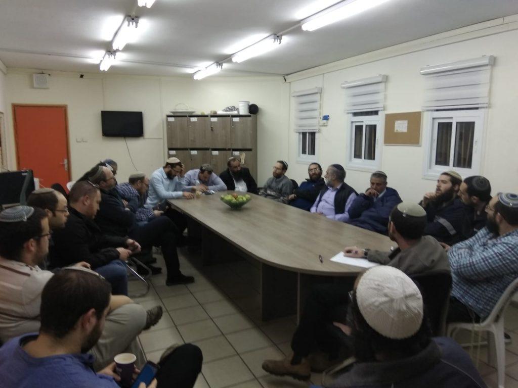 'ערב הגרעין'' התקיים בנצרת עילית