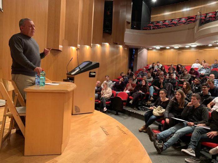 אייזנקוט: מפגש אחרון טרם היציאה לאזרחות