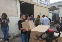 יותר מ-300 סלי מזון לניצולי שואה
