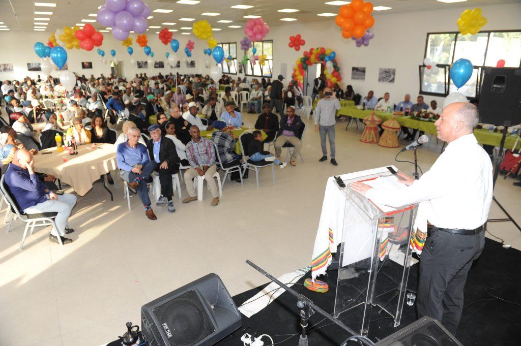 העדה האתיופית בעפולה מתחדשת במרכז מורשת