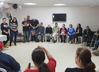 מועדון חדש לקהילת החירשים בעפולה