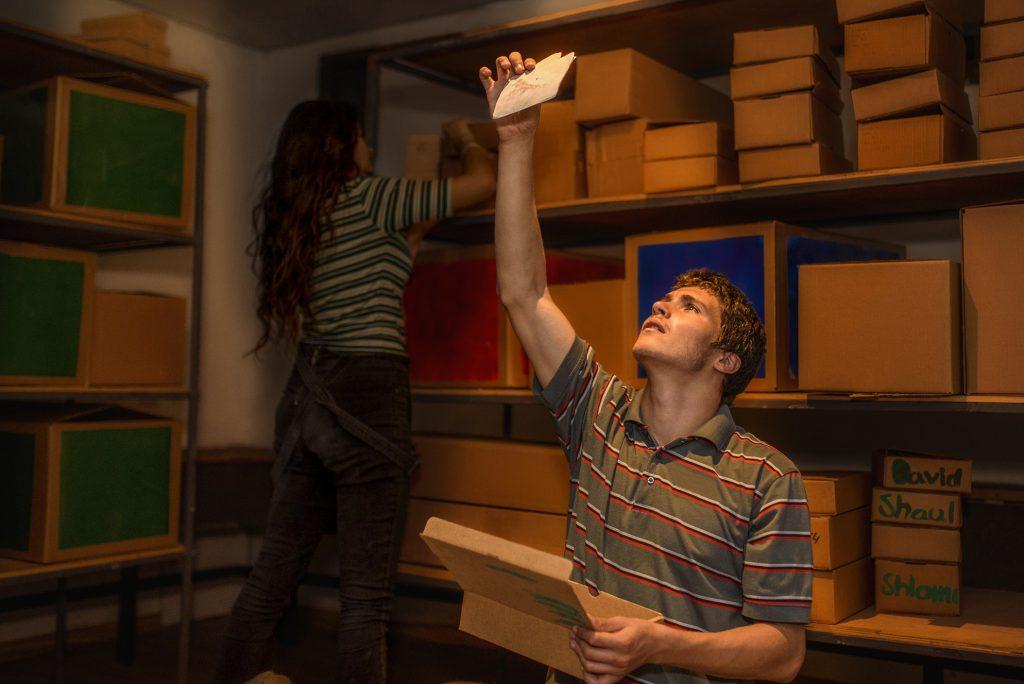 """""""הבריחה אל הגליל""""- חדר בריחה בסגנון הפלמ""""ח"""