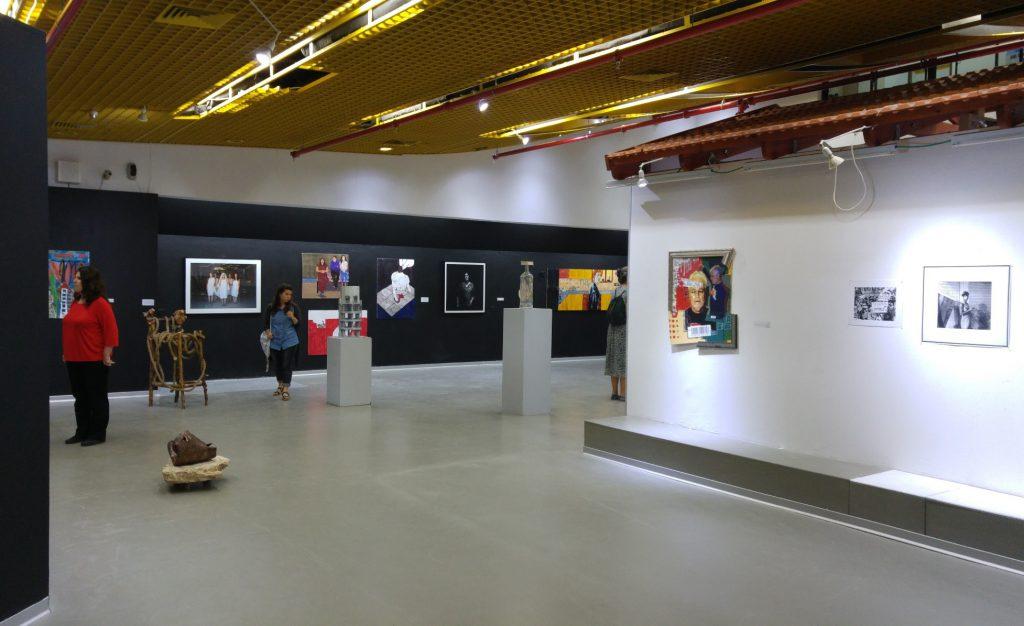 הגלריה העירונית לאמנות העלתה לאחרונה שתי תערוכות