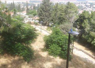 200 פנסי רחוב חדשים וחסכוניים בעפולה