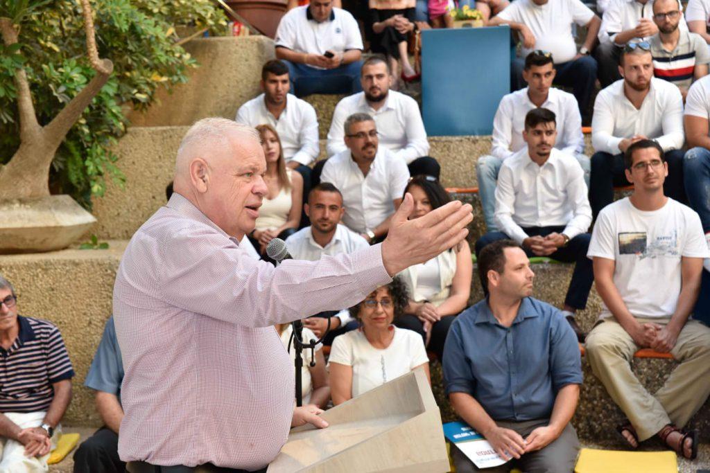 ''יש מכללה ויש את המכללה, מכללת נצרת עילית-יזרעאל''