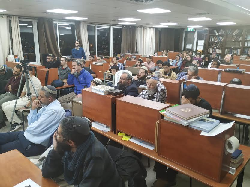 תיקון ליל שבועות עירוני לכלל תושבי נצרת עילית