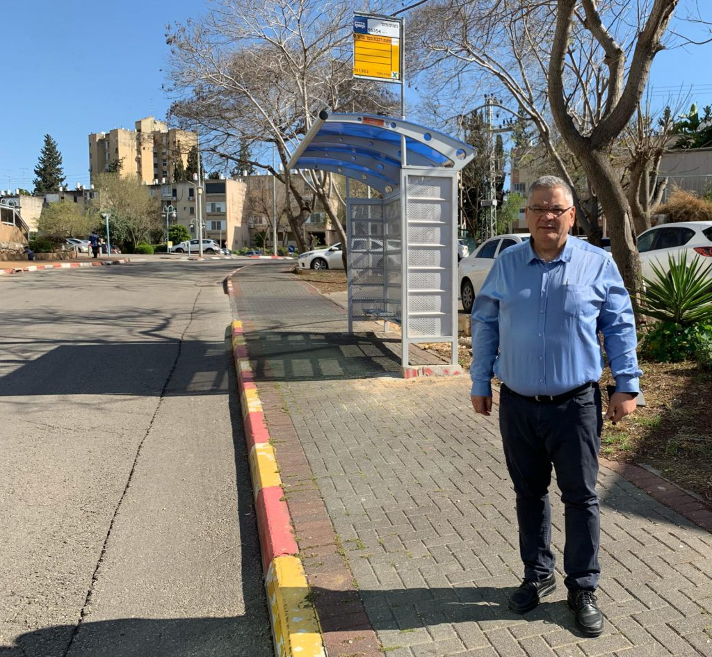 10 תחנות אוטובוס חדשות הוצבו במגדל העמק