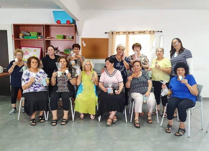 מפגש סיום לבנות גיל הזהב במועדון