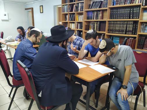 ערב שכולו אחדות ישראל ואהבת חינם