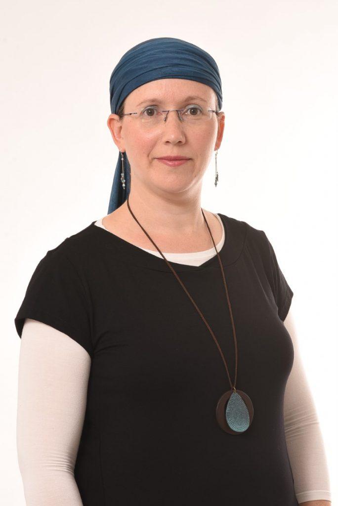 נגה בן אילוז נבחרה לתפקיד מנהלת תחום על-יסודי בעפולה