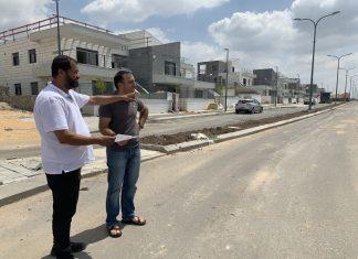 משפחתו של יצחק שמיר אישרה את קריאת הרחוב על שמו