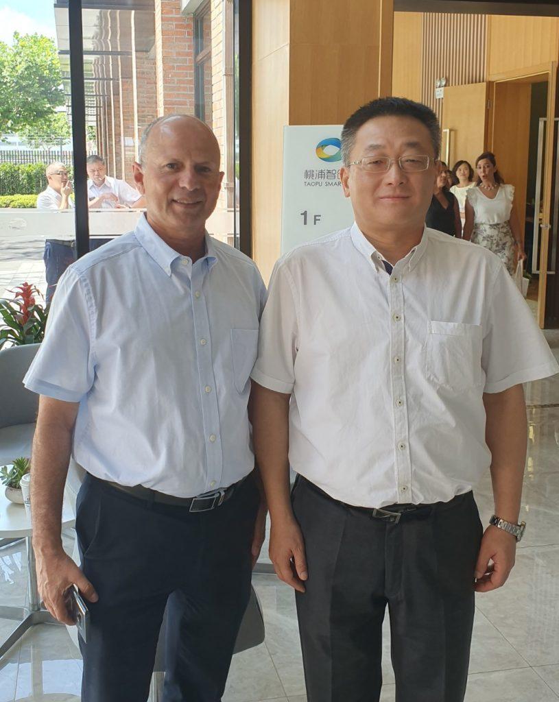 אבי אלקבץ השתתף במשלחת ראשי רשויות לסין