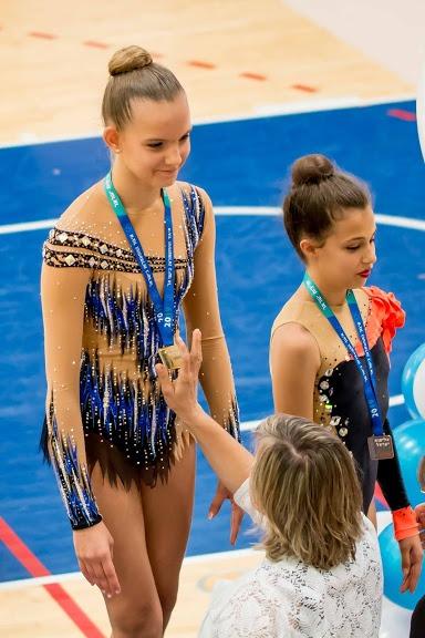 המתעמלת ליזה גליידיוק מעפולה זכתה באליפות ישראל