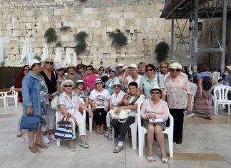 ניצולי שואה, מסע לעולם היהודי בפועל