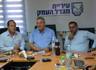 """תכנית """"ישראל צומחת"""" לחיזוק הגליל ומגדל העמק"""