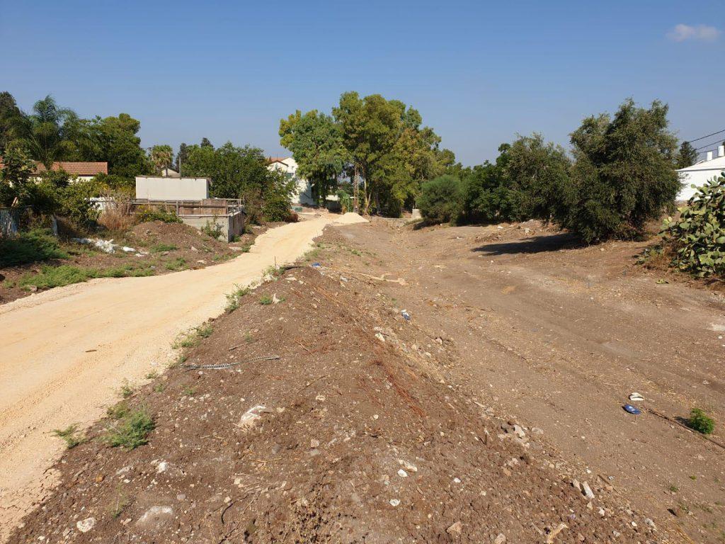 'נחל המורה' בעפולה עילית יהפוך בקרוב לפארק שוקק חיים