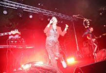 """מארינה מקסימיליאן הופיעה ב""""המצודה"""" בגני הפסטיבל בעכו"""