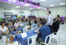 שיח פתוח לצעירים עם ראש העיר וראשי המינהל בעירייה