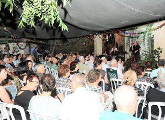 'פסטיבל שילובים' גם בחצרות הבתים