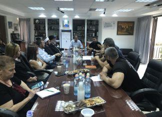 עיריית עכו והמשטרה נערכו ליום הכיפורים