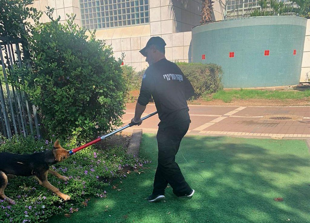 בעפולה יוצאים למבצע נגד צואת כלבים