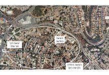 """החלו העבודות כביש חיבור בין רחובות """"קרן היסוד"""" ו""""שדרות הבנים"""""""