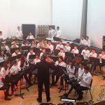 100 בני נוער מעפולה השתתפו בקונצרט פתיחת השנה