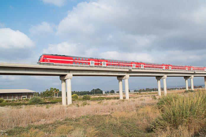 בתכנון: רכבת מעפולה לטבריה
