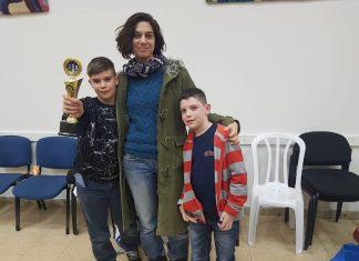שחקן מועדון השחמט בעכו זכה במקום הראשון בתחרות ארצית