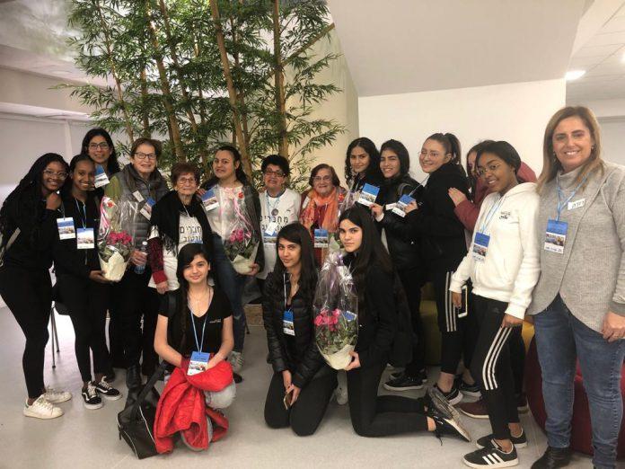 התלמידים יפיצו את סיפורי הגבורה בשואה במרחב הציבורי