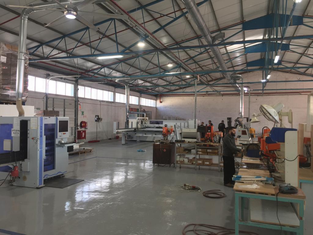 """""""אביבי מטבחים"""" השקיעה 12 מיליון שקלים בהעברת המפעל בכרמיאל"""